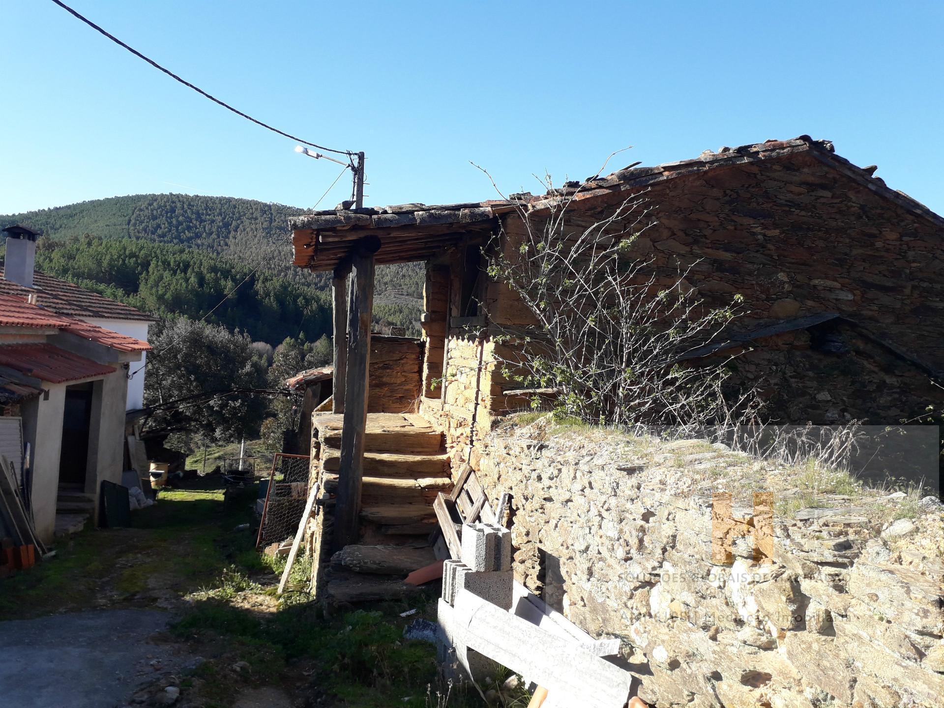 casas de xisto, Castelo Branco, Castelo Branco