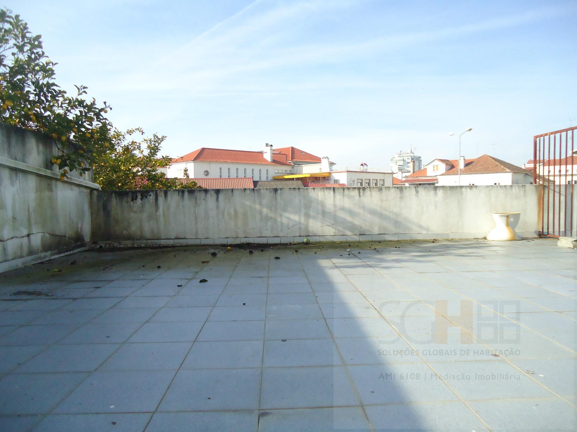 Loja centro terraço, Castelo Branco, Castelo Branco